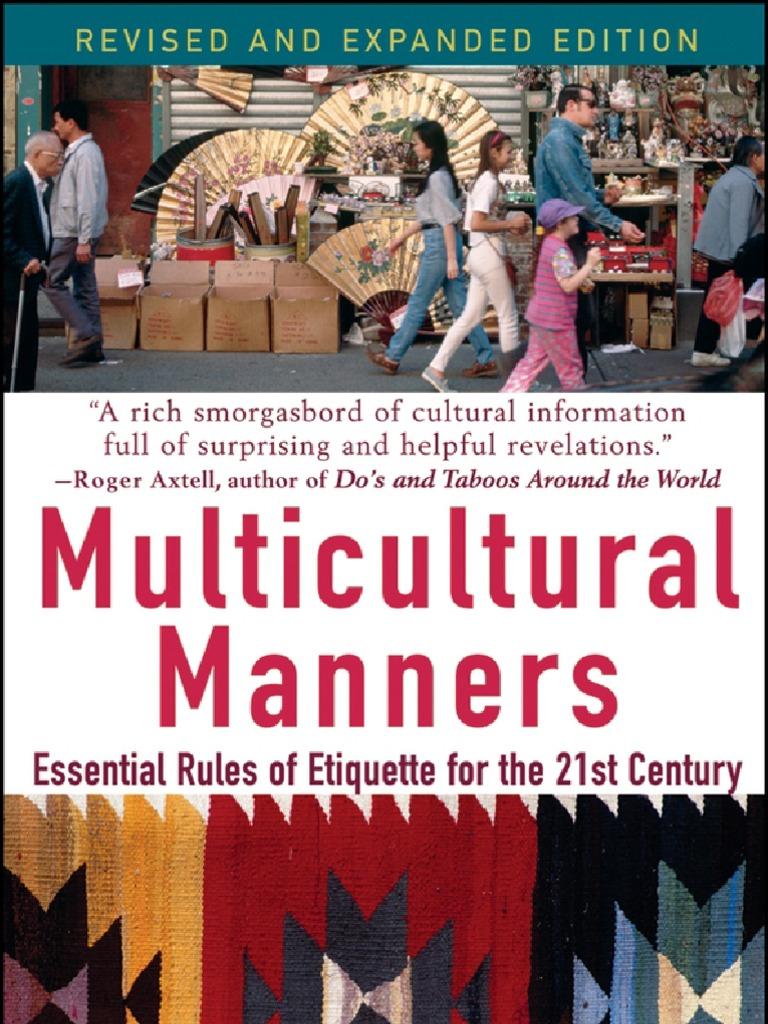 Multicultural Manners - DocShare tips