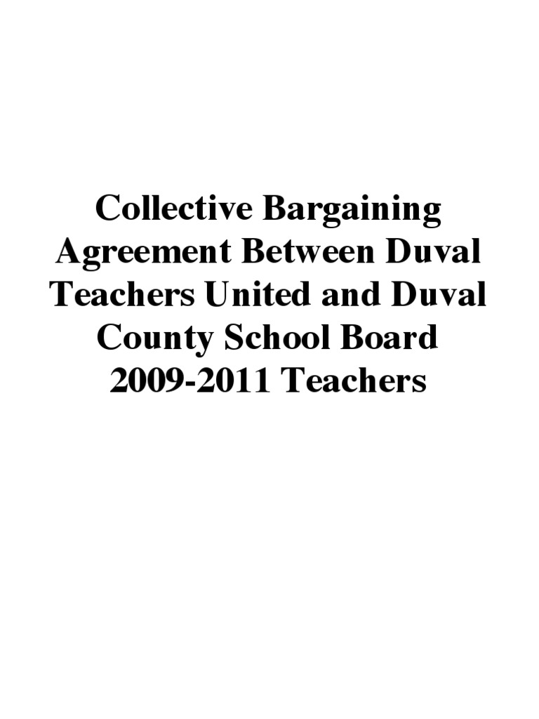 Download Nteu Irs Collective Bargaining Agreement Docshare