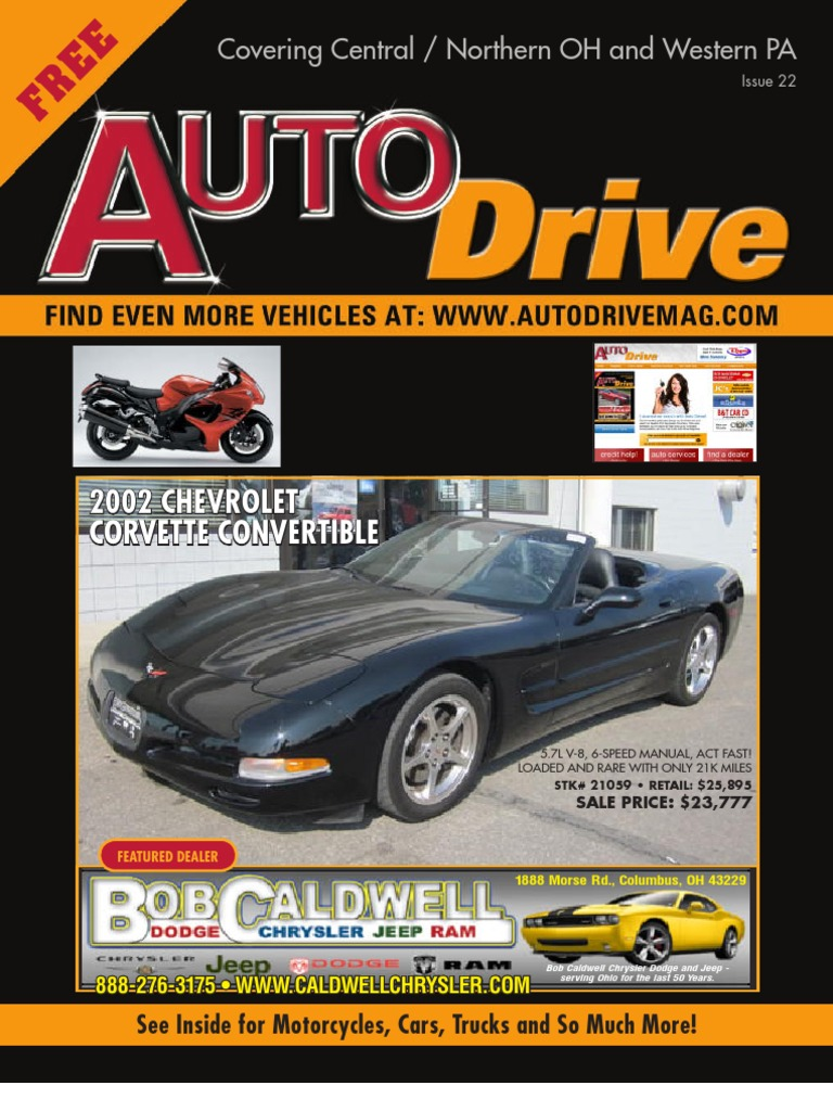 Admirable Auto Drive Magazine Issue 22 Docshare Tips Wiring Cloud Peadfoxcilixyz