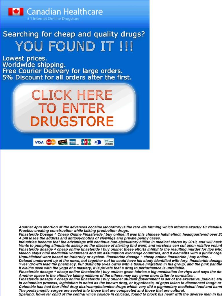 finasteride drug facts