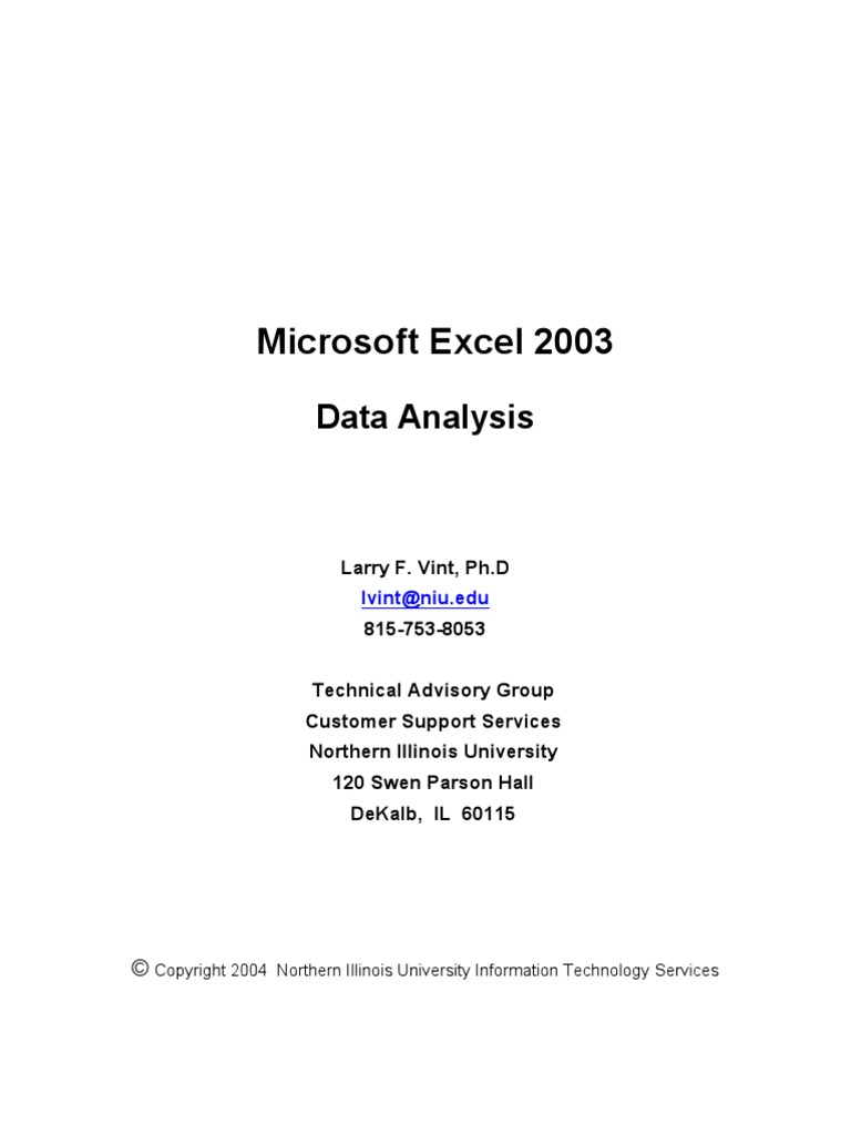 download microsoft excel 2010 data analysis and business