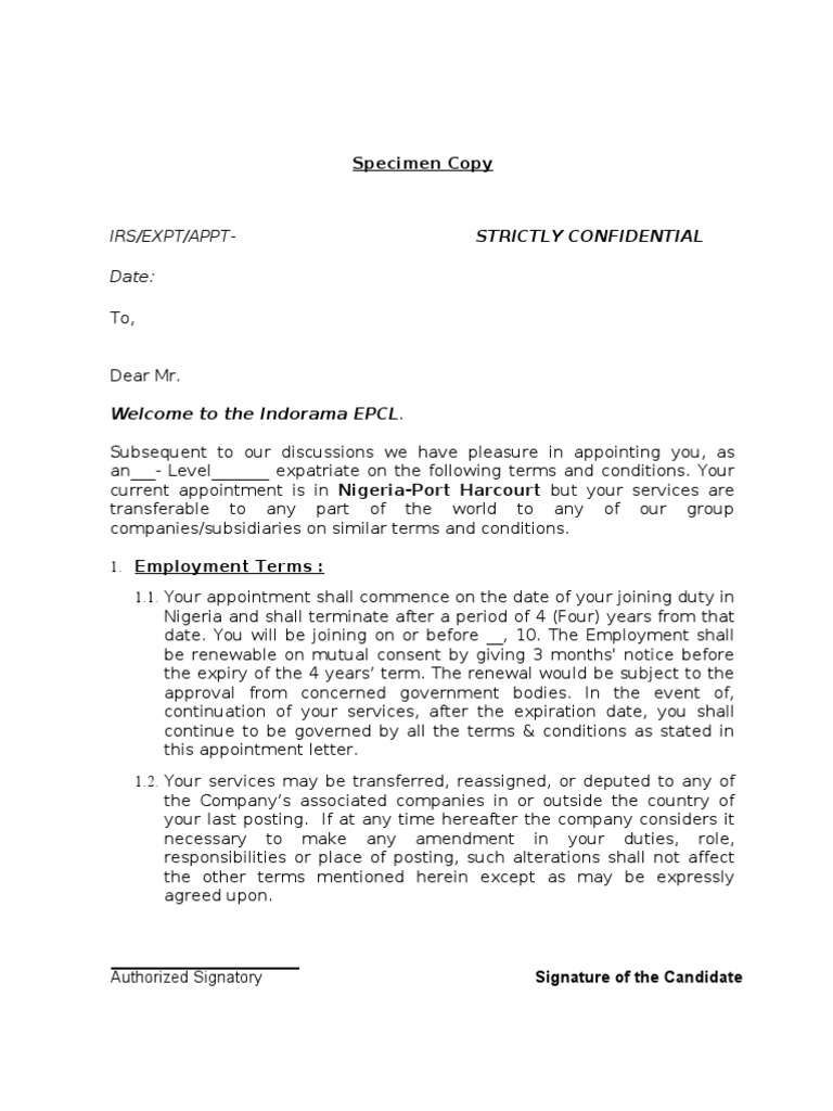Download auditor appointment letter format docshare appointment letter format for phc spiritdancerdesigns Gallery