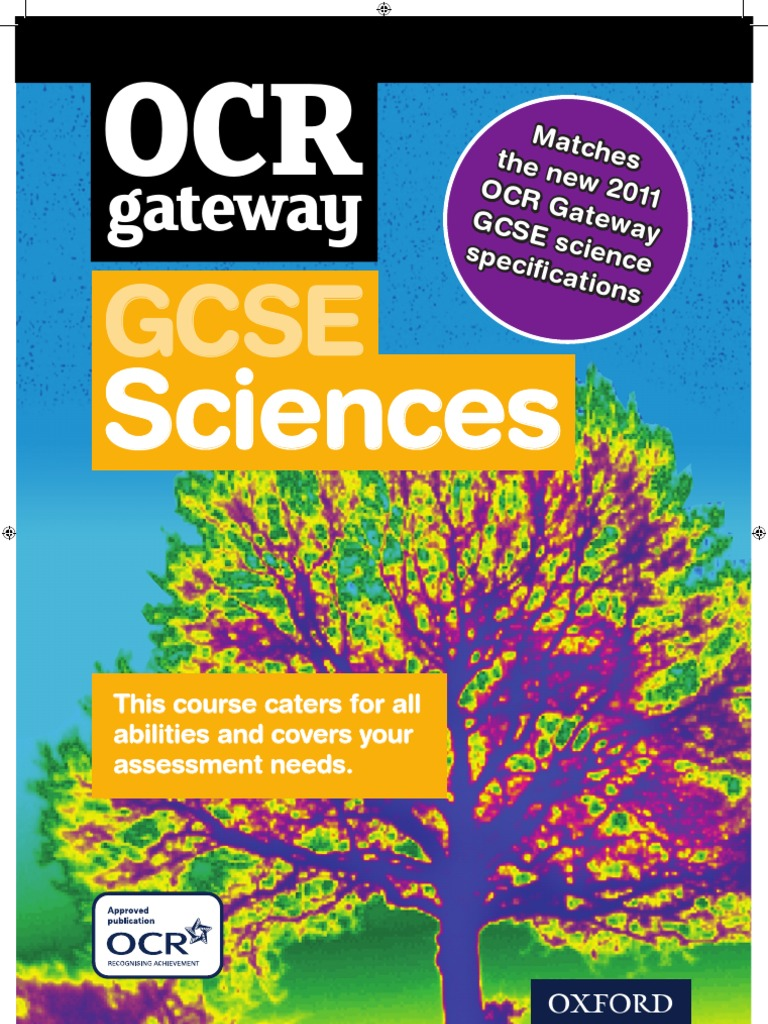 ocr gateway science physics coursework Gateway science: ocr gcse physics revision guide (ocr gateway science) paperbackof the gateway science ocr specification, this book summarizes items at the start of each section to aid revision.