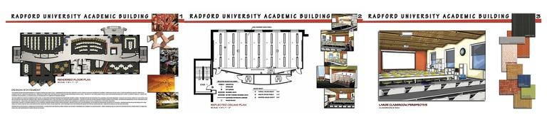 radford university academic calendar