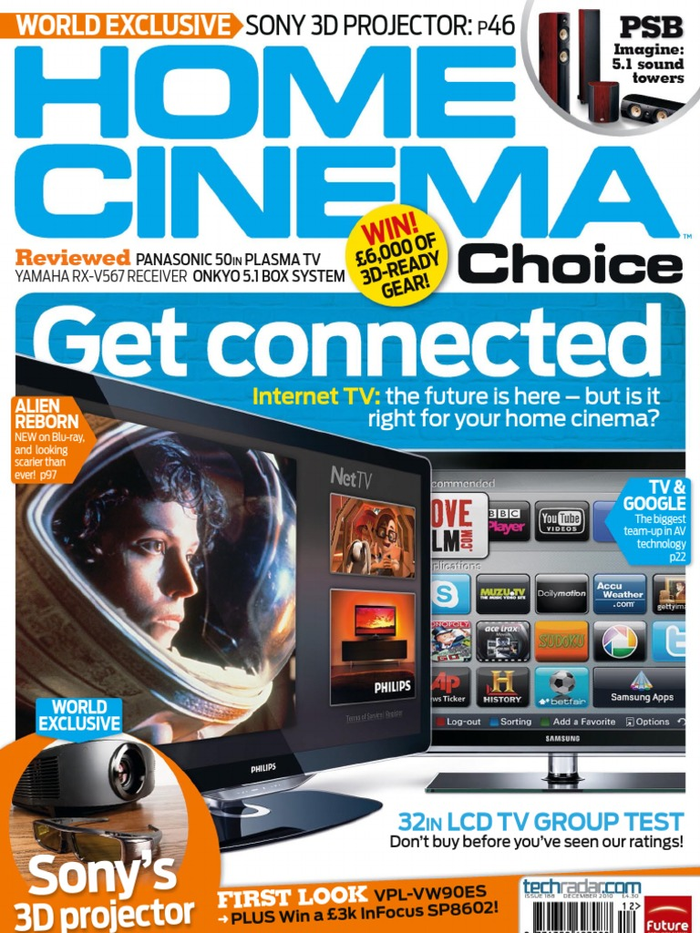Home_Cinema_Choice_2010-12 - DocShare tips