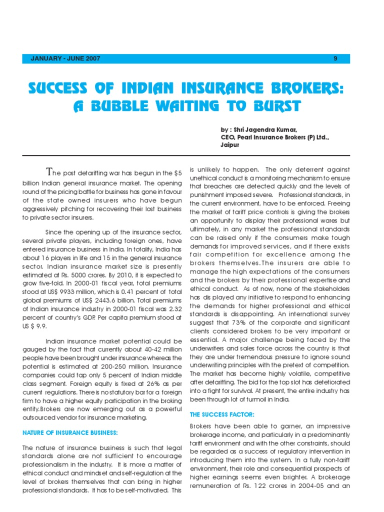 india insurance market going competitive and