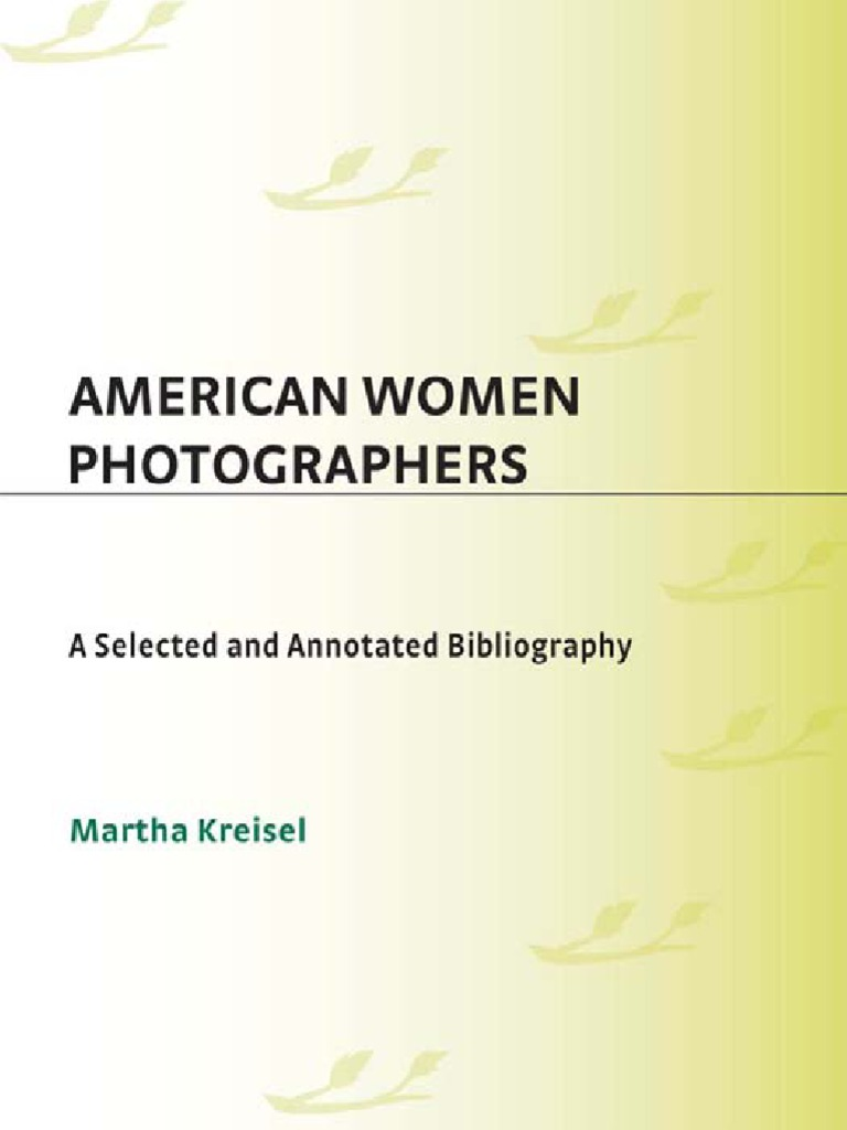 a5ef1b7ac 0313304785American_Women_PhotographersB - DocShare.tips