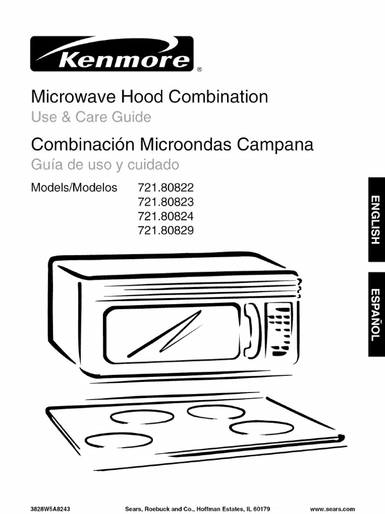 Download Sears Kenmore Washer Manual Pdf Elite Diagram Microwave