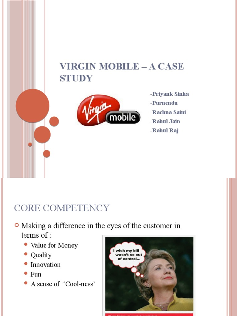 virgin mobile usa pricing essay Below is an essay on virgin mobile usa: pricing for the very first time from anti essays, your source for research papers, essays, and term paper examples virgin mobile usa was faced with a sizeable task of trying to duplicate and exceed success, as seen in the uk territory, within a us market that was deeply saturated by other cellular carriers.