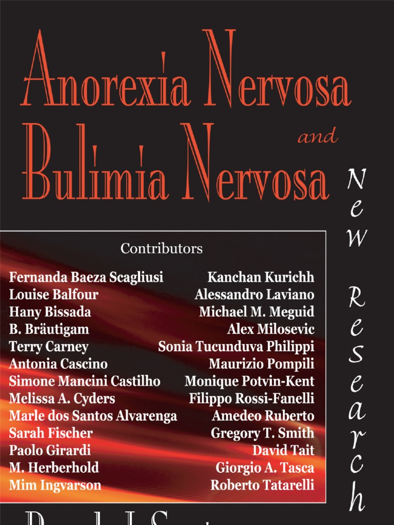 an introduction to the issue of anorexia and bulimia nervosa Anorexia nervosa is an eating disorder characterized by weight loss (or lack of appropriate weight gain in growing children) difficulties maintaining an appropriate body weight for height, age, and stature and, in many individuals, distorted body image.