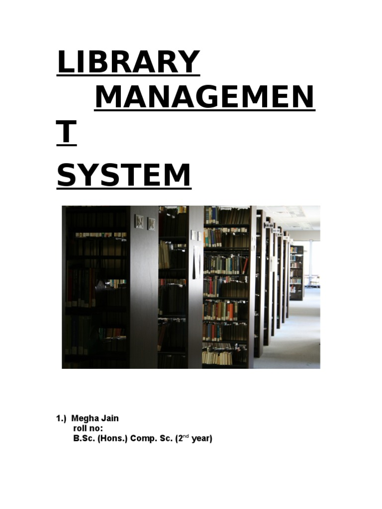 review on related literature on library system