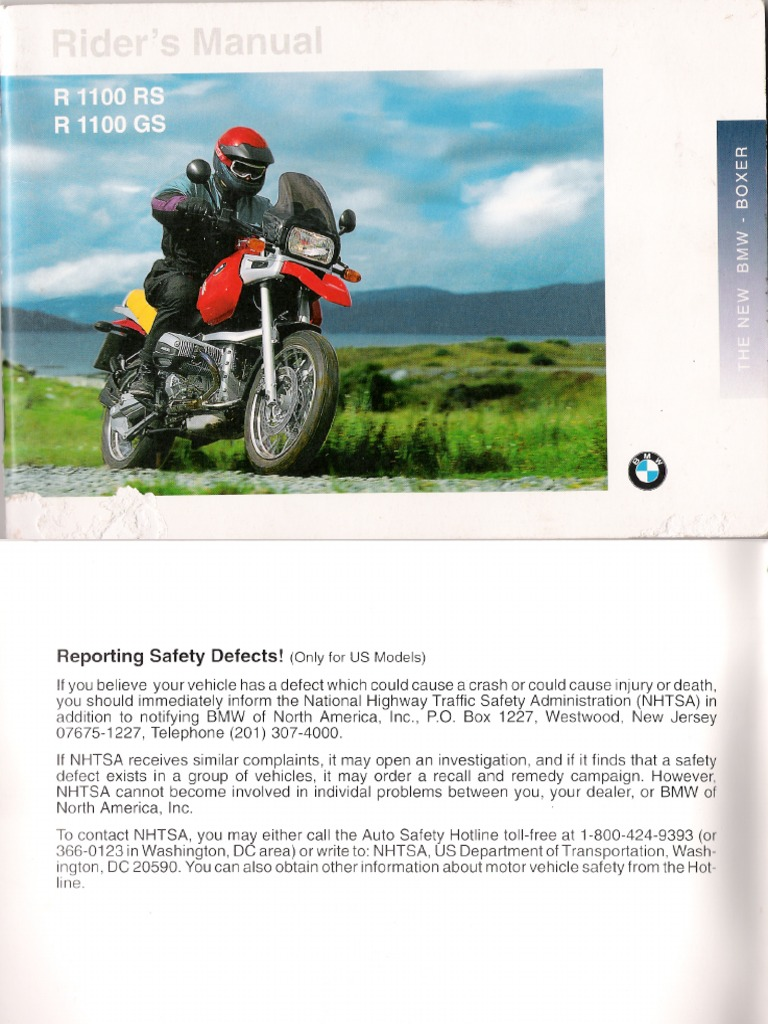 download bmw rescue manual docshare tips rh docshare tips BMW R1100RT 2001 BMW R1100S