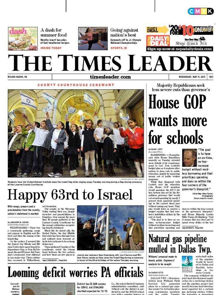 83ed4e5da Times Leader 05-11-2011 - DocShare.tips