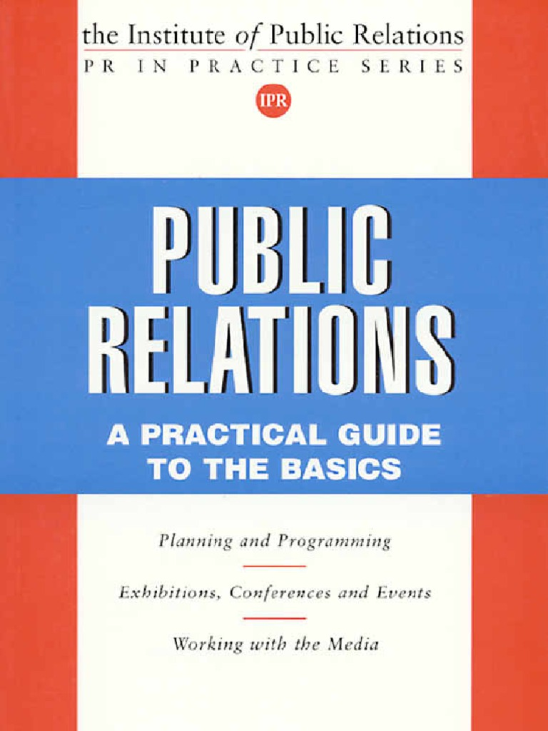 social media and public relations thesis