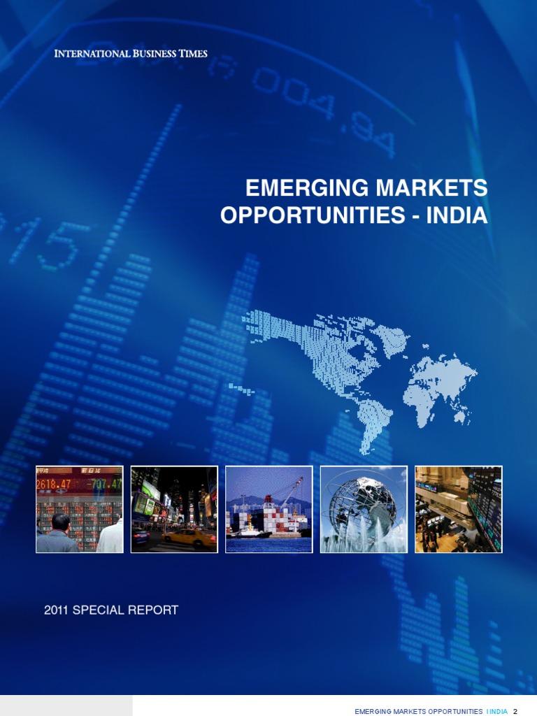 international business in emerging markets essay