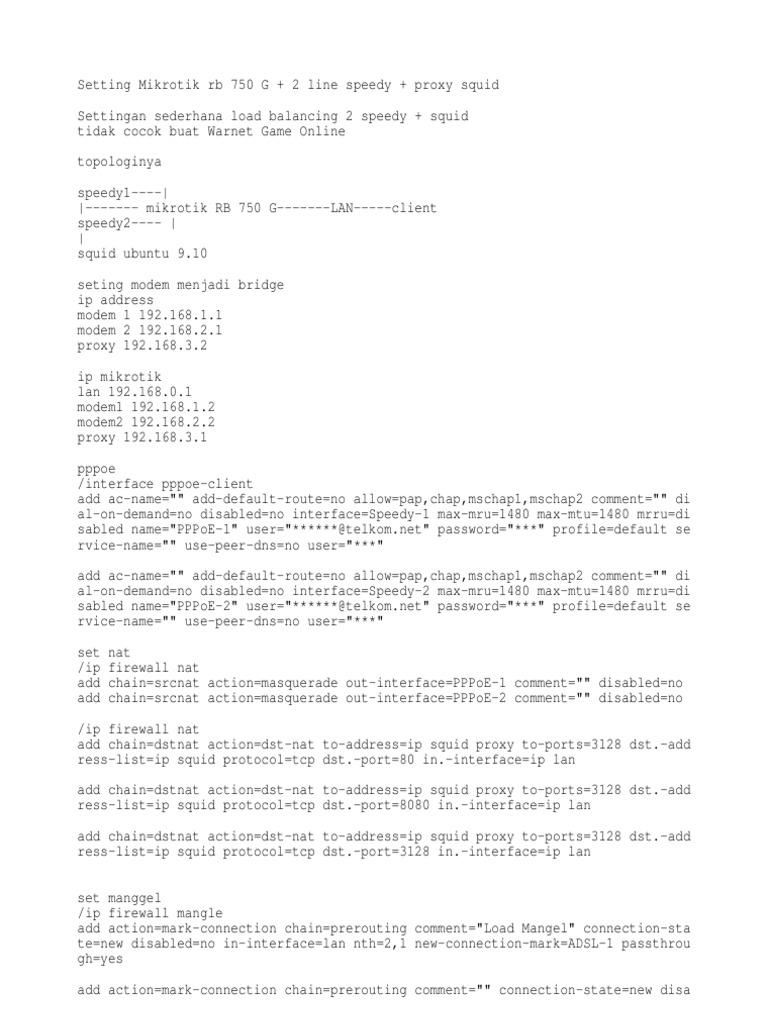 Load Balance With Sqiud Ubuntu 9 10 - DocShare tips