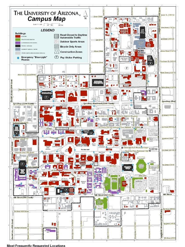 Download Hamline Campus Map Docshare Tips