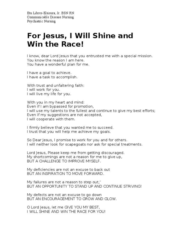 Download Prayer for the Board Exam - DocShare tips