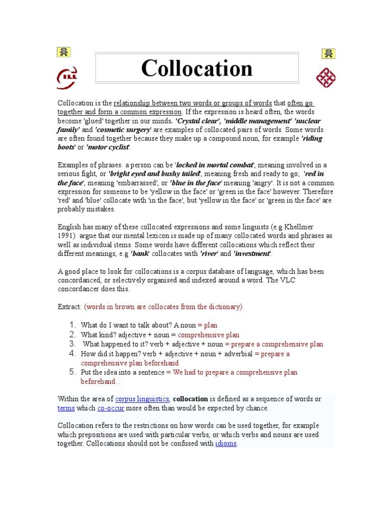 Collocation Docshare