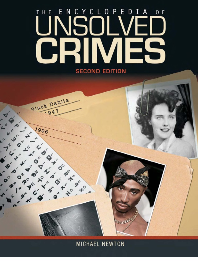 Unsolved Crimes Encyclopedia - DocShare tips