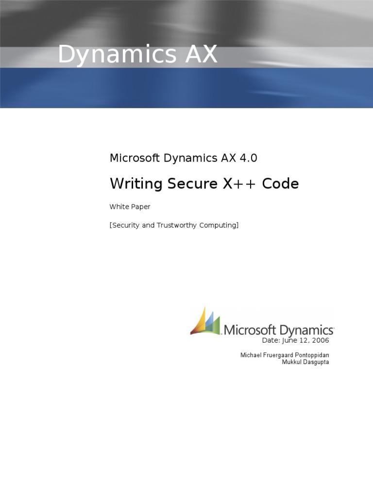 Dynamics Ax Developer Cover Letter Premium Auditor Sample Resume