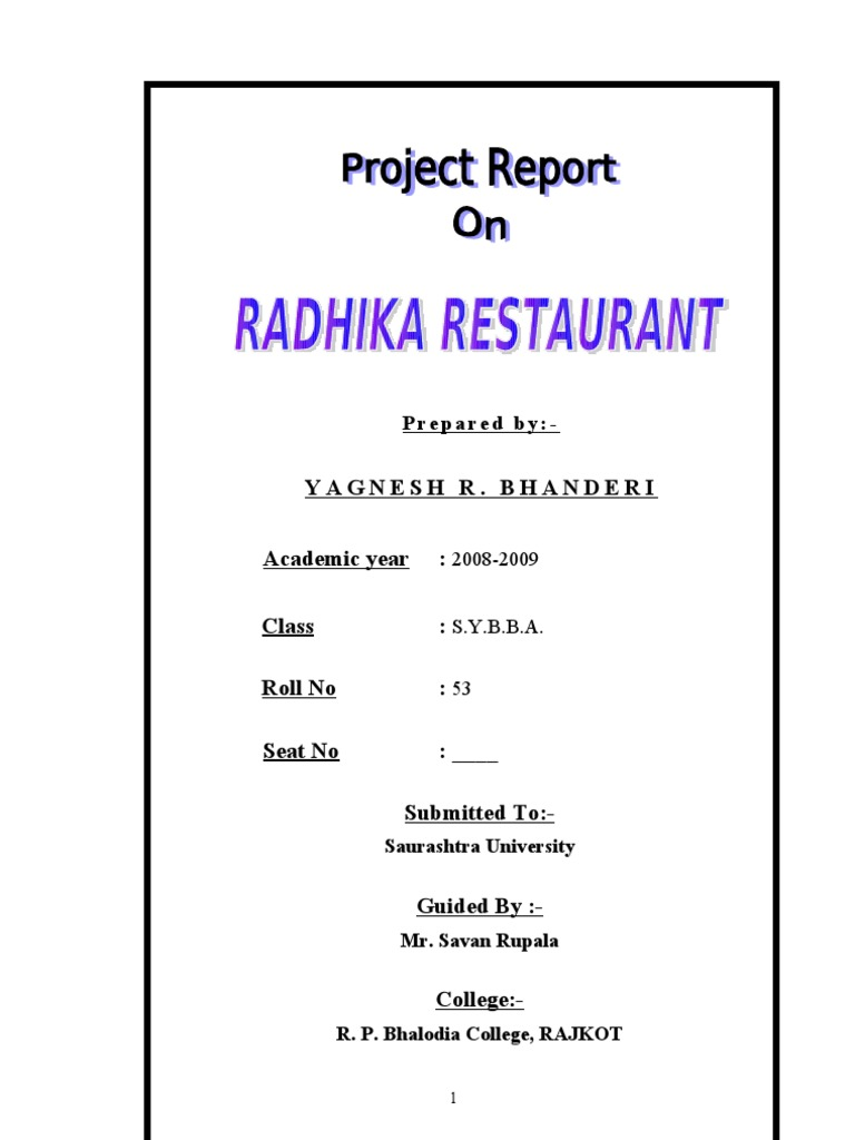 restaurant project report Restaurant management system project in php restaurant management system project documentation online restaurant restaurant management system project report.