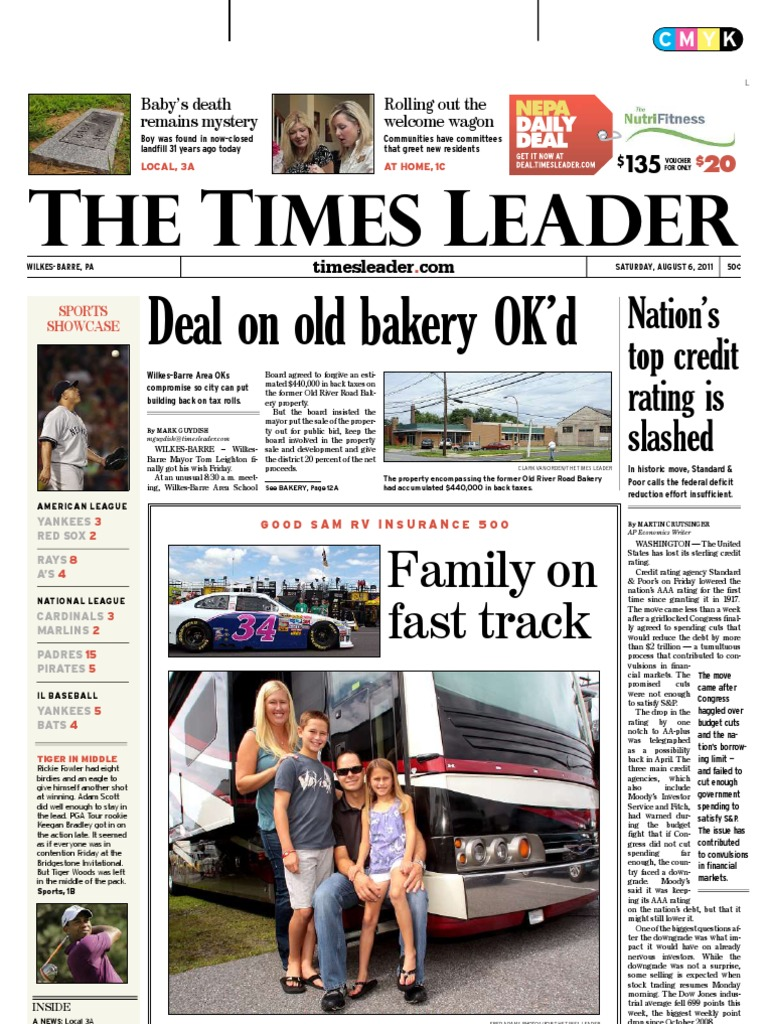 Times Leader 08-06-2011 - DocShare tips