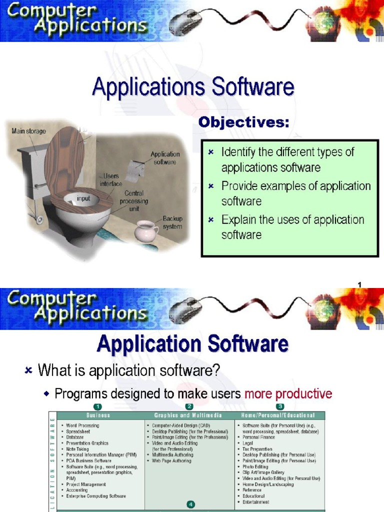 Application Software - DocShare tips