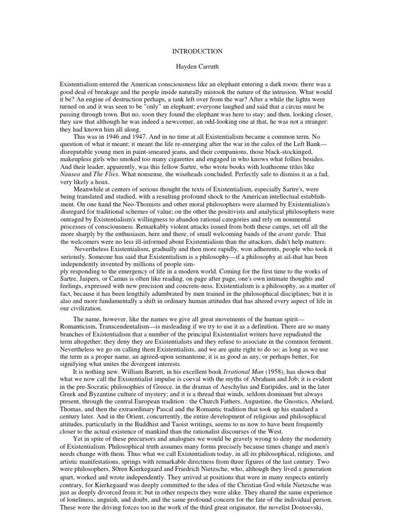 Download JeanPaul Sartre  Nausea  DocshareTips