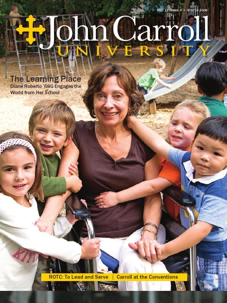 John Carroll Society Scholarship Essay - image 5