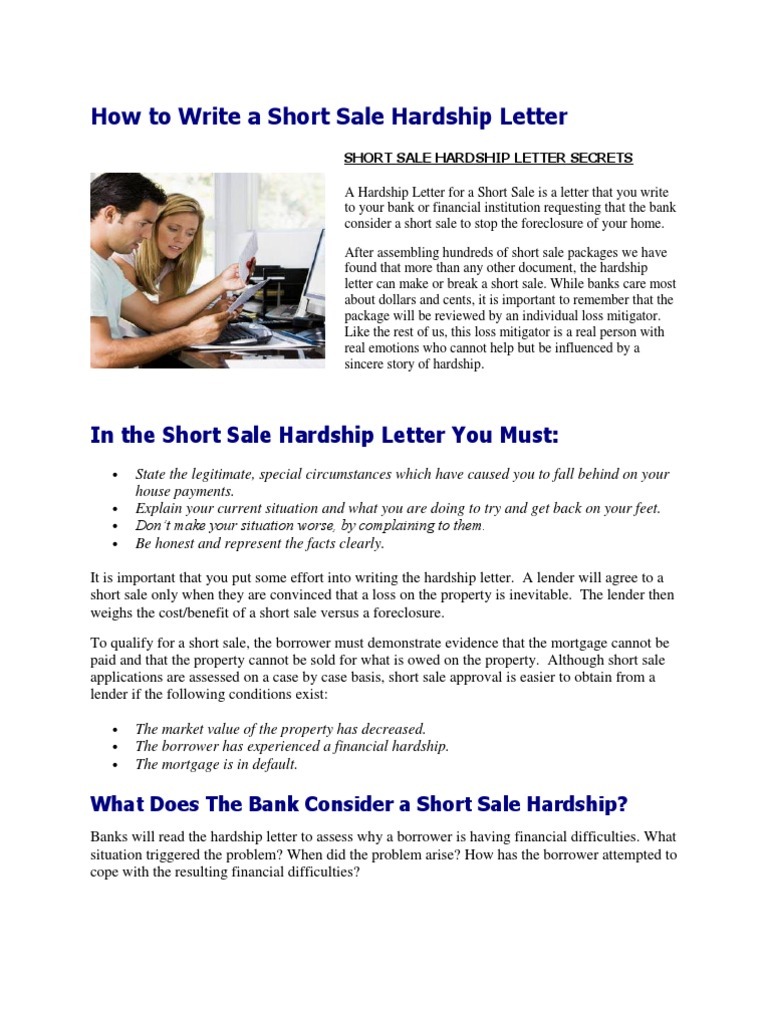 Download Wachovia Short Sale Approval Letter Docshare