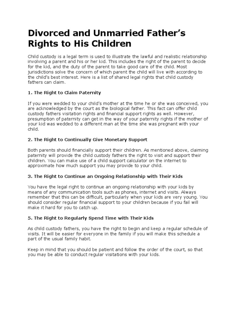 child custody court observation essay How you can prepare for and gain an edge in your child custody battles foster your child's involvement in church keep child custody battles out of court.