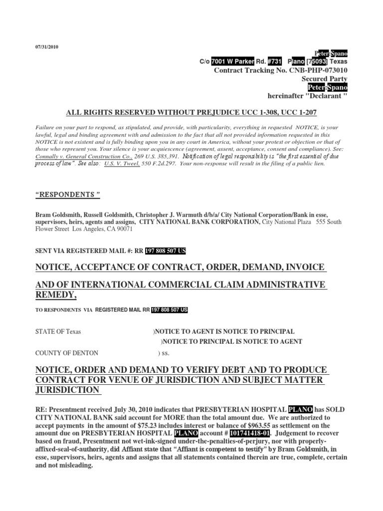account application acceptance letter
