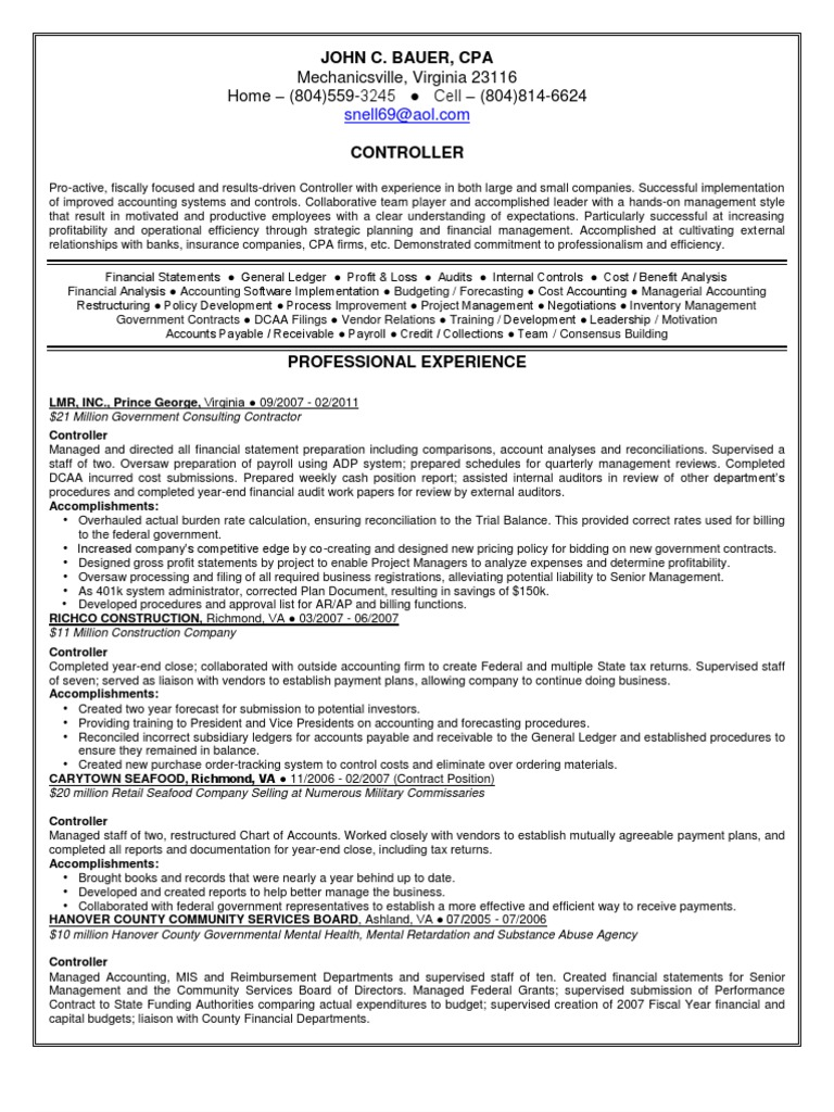 Download VP Quality Management Strategy in Richmond VA Resume Jo ...