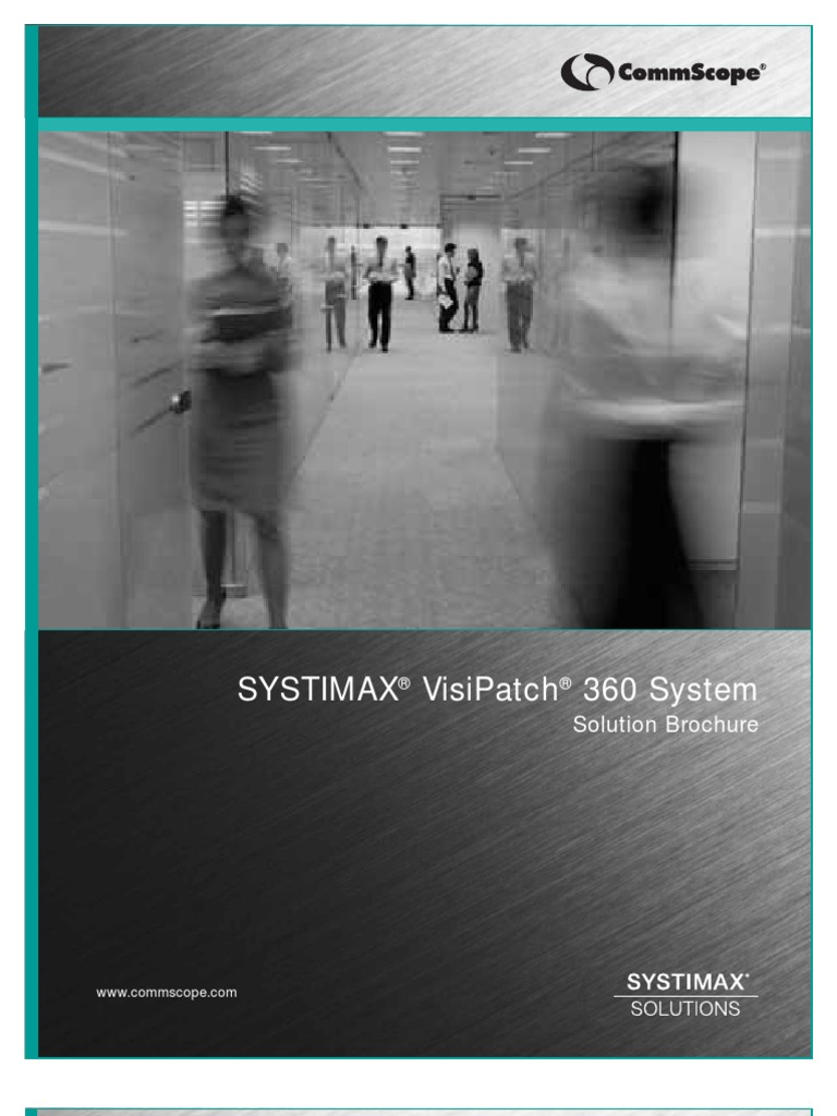 Visipatch 360 Brochure Systimax Wiring Block