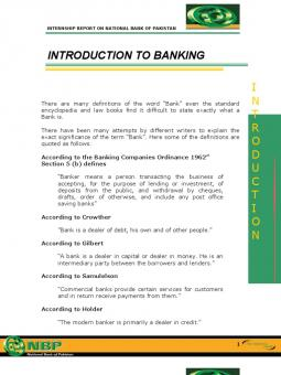 internship report of the premier bank Internship report on national bank - free download as word doc (doc), pdf file (pdf), text file (txt) or read online for free scribd is the world's largest social reading and publishing site search search.