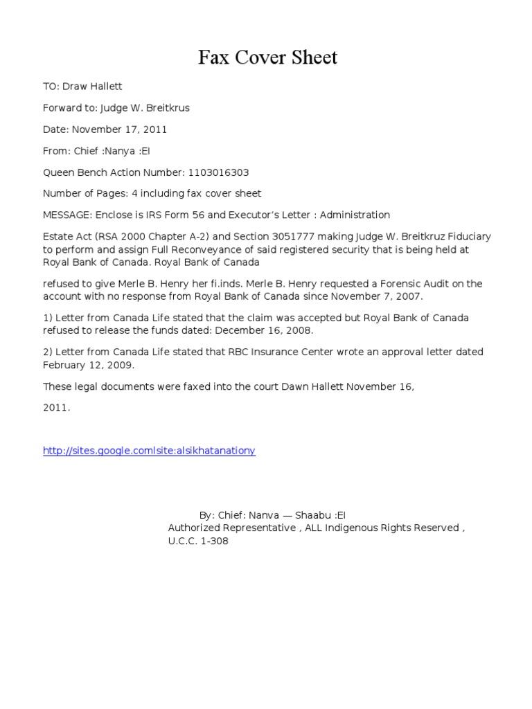 Executive Letter Judge W  Breitkruz - DocShare tips