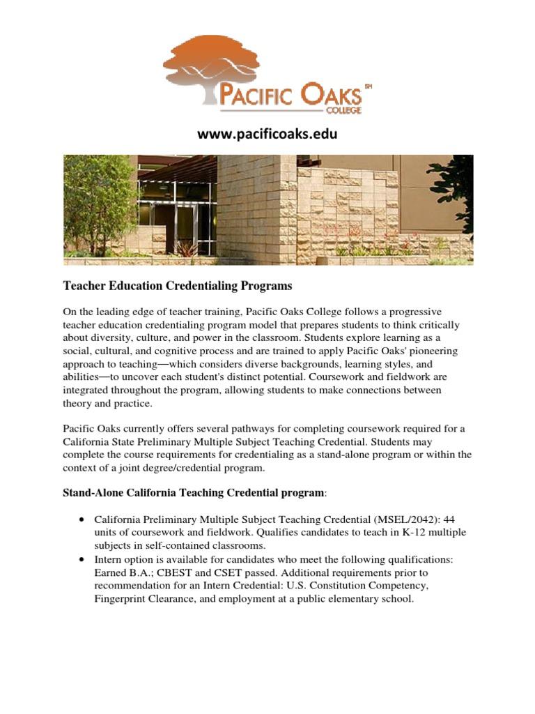Teaching In Sacramento Teaching Credential Programs 5009674 Iyashi