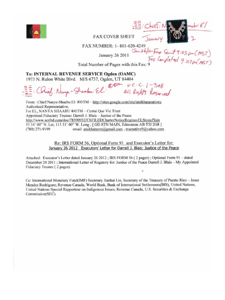 Download 56 hotel redemption form 2 docshare faxes to justice darrell irs form 56 falaconquin