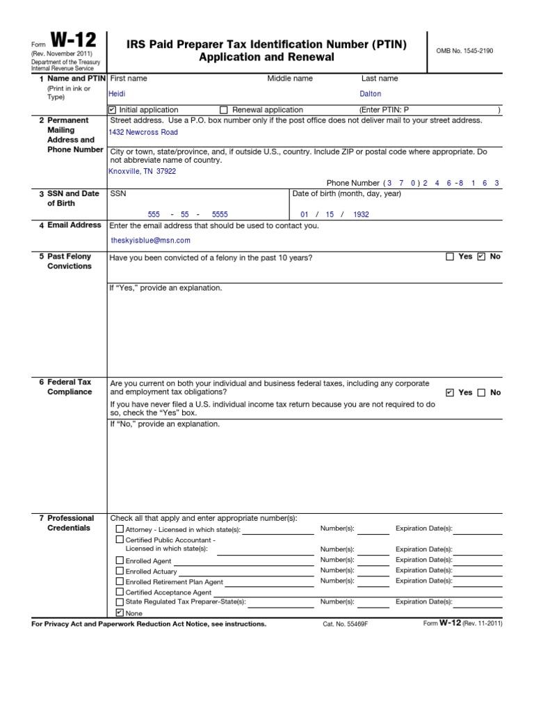 Download Tax Acc- Extra Credit - IRS Paid Preparer Tax ...