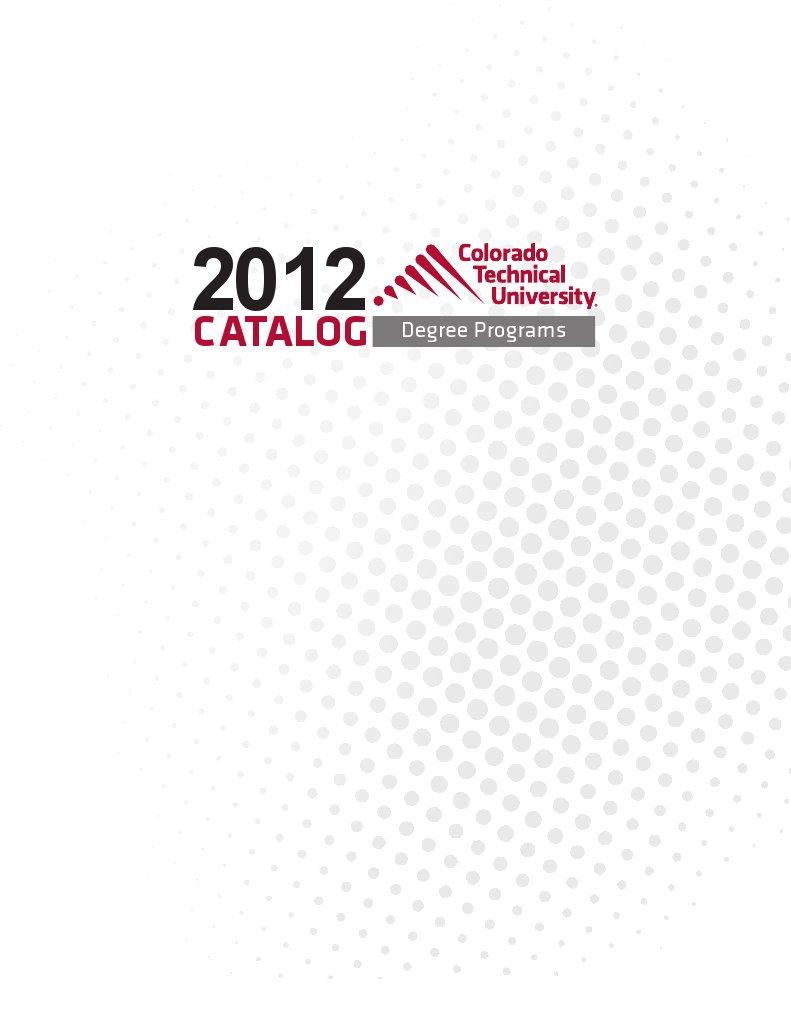 Download CTU Online Course Catalog - DocShare tips
