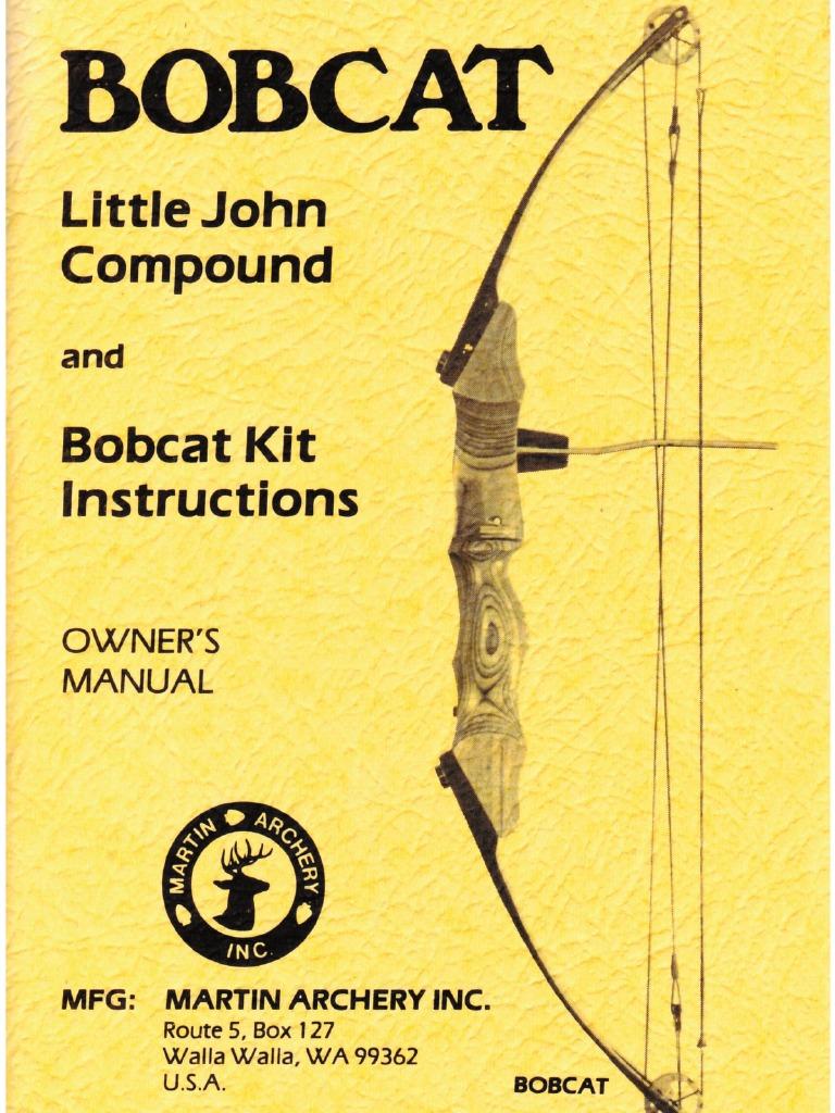 bobcat s185 operator manual free download