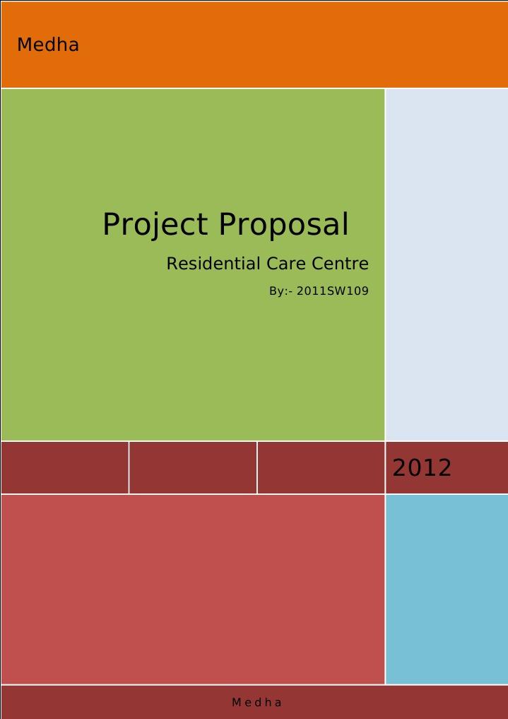 hotel management system proposal