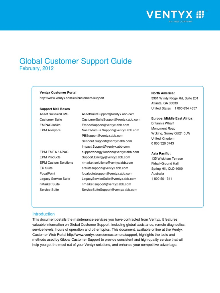 Download global customer support guide docshare publicscrutiny Choice Image