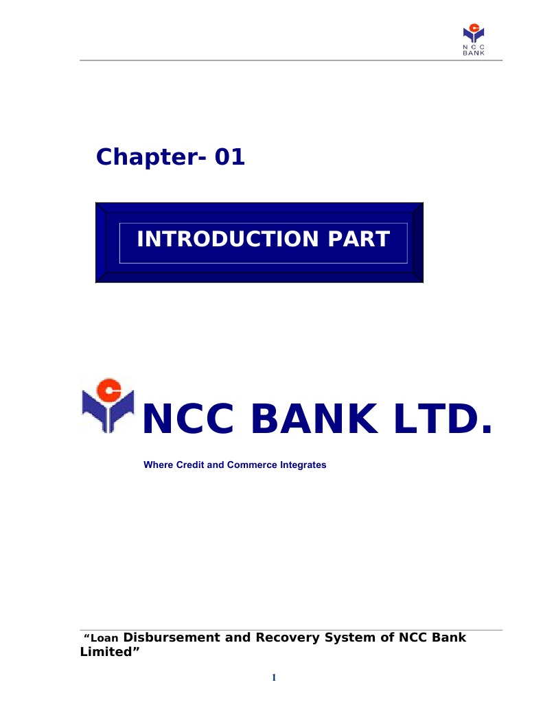 performance evaluation on ncc bank ltd Remittance as bank product: its handling and impact on to get an idea about the overall performance of ncc bank ltd (performance evaluation form.