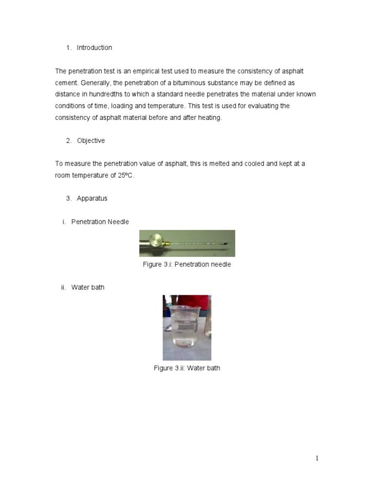 introduction penetration test