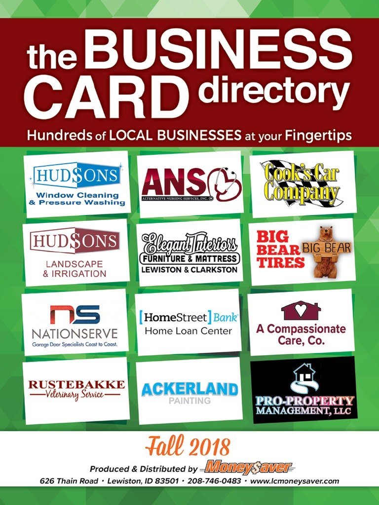 Download Business Card Directory - DocShare.tips