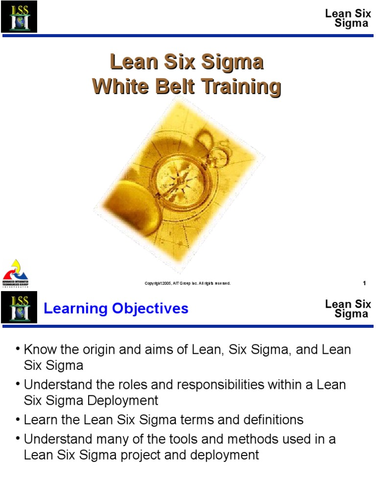 Download Curso Lean Six Sigma Yellow Belt Training Docshare