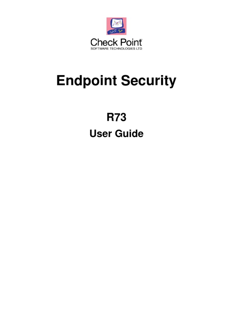 CP ES R73 Client UserGuide en Checkpoint - DocShare tips