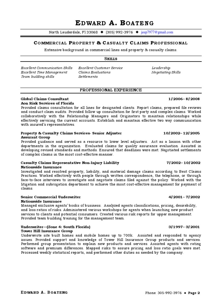 commercial property insurance essay What is 'commercial lines insurance' commercial lines insurance includes property and casualty insurance products for businesses commercial lines insurance helps keep the economy running smoothly.